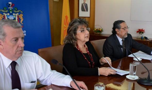 Alcaldesa Virginia Reginato confirmó emisión de decreto de caducidad de permiso de Mall de 14 Norte
