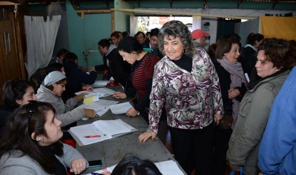 Vecinos de Miraflores Alto fueron beneficiados con diversas prestaciones y servicios sociales del Municipio de Viña del Mar