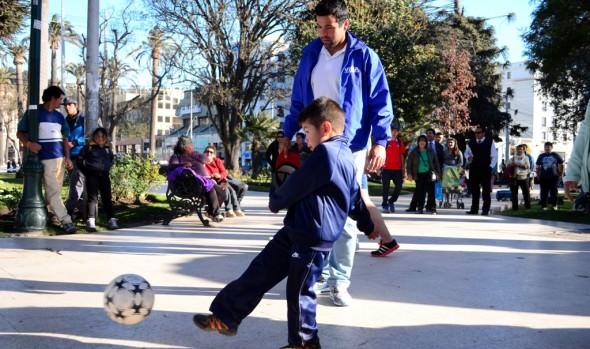 Con gran entusiasmo se vive en Viña del Mar  la Copa América Chile 2015