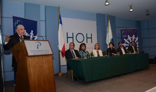Inauguración del Congreso Nacional de Salud Primaria Municipal en Viña del Mar fue encabezado  por  alcaldesa Virginia Reginato y Ministra del ramo