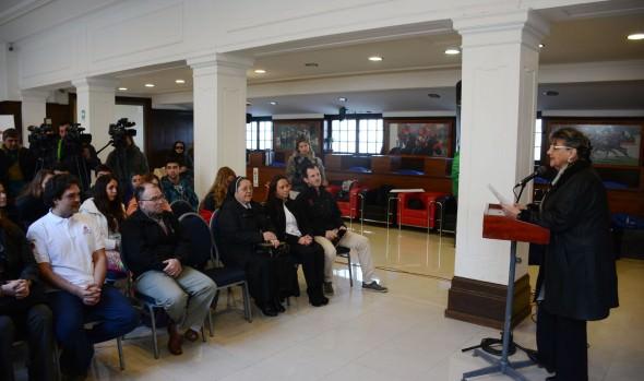 Alcaldesa Virginia Reginato y desafío Levantemos Chile, invitan a actividad solidaria para apoyar a vecinos del norte