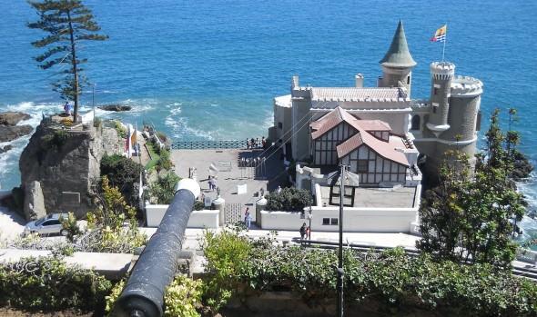 Municipio de Viña del Mar informa que  Castillo Wulff estará cerrado al público esta semana