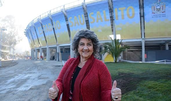 Un gran semestre para Viña destaca la Alcaldesa Virginia Reginato