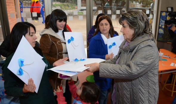 250 párvulos de jardines infantiles JUNJI  disfrutaron en Museo Artequin