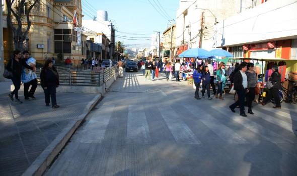 Municipio de Viña del Mar habilita este domingo calle Valparaíso Oriente y doble sentido de calle Quillota