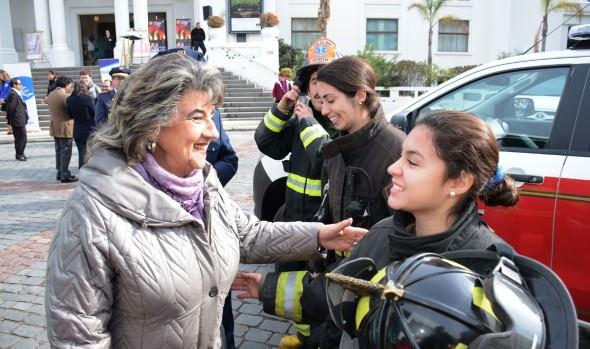 Autoridades llaman a colaborar con Bomberos de Viña del Mar en XXI Cena del Fuego