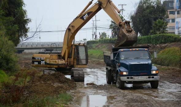 Municipio de Viña del Mar prepara a la ciudad para llegada de sistema frontal