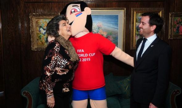 En Viña del Mar se comenzó a vivir ambiente de la Copa Mundial sub-17, FIFA Chile 2015