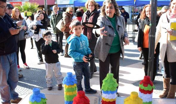 Variada y entretenida programación para  vacaciones de invierno dio a conocer alcaldesa Virginia Reginato