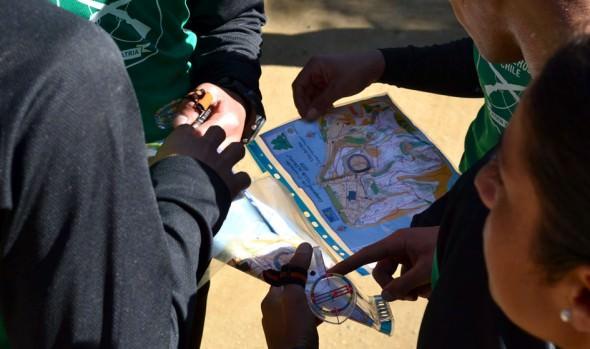 Primer encuentro de carreras de orientación se llevó a cabo en Viña del Mar