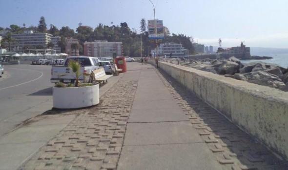 Municipio de Viña del Mar informa el cierre de tramo de Av. Perú