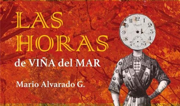 """A presentación del libro """"Las horas de Viña del Mar"""" en el Castillo Wulff invita alcaldesa Virginia Reginato"""