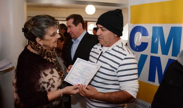 Trabajadores de la educación municipalizada de Viña del Mar recibieron capacitación