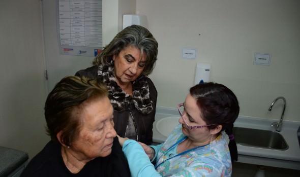 Consultorios municipales de Viña del Mar  registran baja demanda de atenciones por enfermedades de invierno