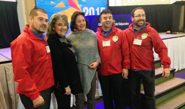 1°  jornada nacional de medicina de urgencia fue inaugurada por alcaldesa Virginia Reginato