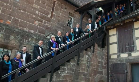 Municipalidad de Viña del Mar invita a concierto del grupo alemán Maulbronner Kammerchor