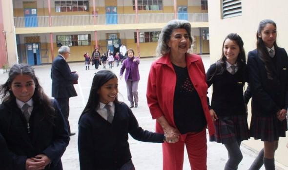 Suspenden clases de colegios  municipales de Viña del Mar para este viernes