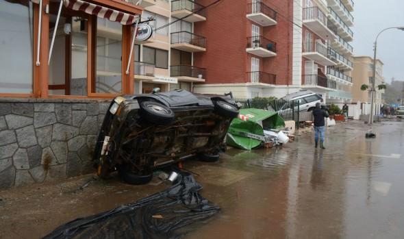 Municipio de Viña del Mar activó completo plan de ayuda social y permanece en alerta ante temporal