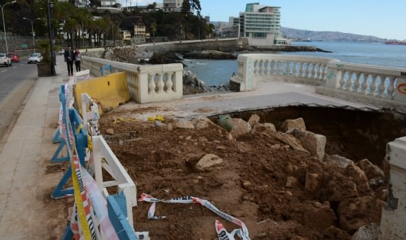 Equipos de la Municipalidad de Viña del Mar avanzan en normalización de la ciudad tras emergencia