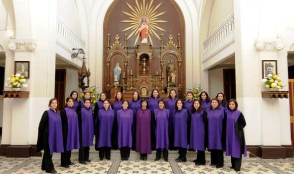 Municipalidad de Viña del Mar invita a concierto de Coro Femenino de Cámara PUCV