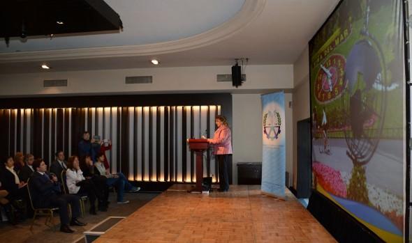 Encuentro hotelero y gastronómico que potencia a servicios turísticos fue inaugurado por alcaldesa Virginia Reginato