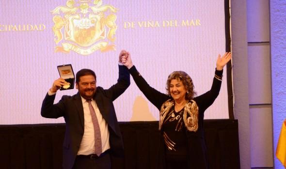 Con gran acto ciudadano Viña del Mar culminó cruzada en defensa de los Casinos Municipales