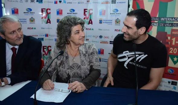 Un centenar de películas gratuitas trae FICViña 2015, anunció alcaldesa Virginia Reginato