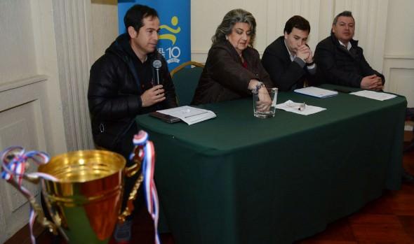16 establecimientos de la zona darán vida a campeonato de fútbol escolar Copa PF en Viña del Mar
