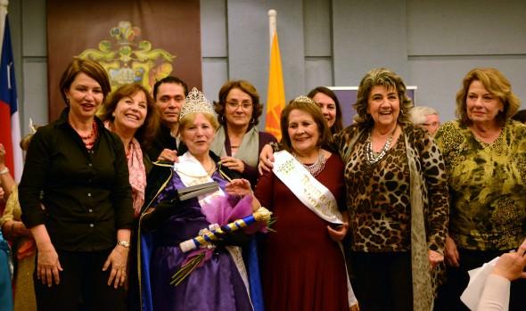 Representante de Santa Inés es la nueva reina del Adulto Mayor de Viña del Mar