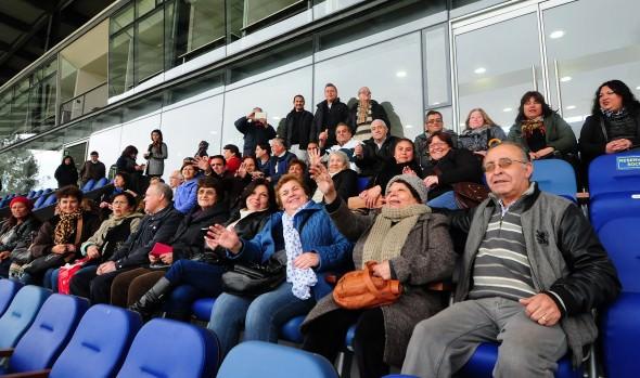 Municipalidad de Viña del Mar organiza visitas guiadas a Estadio Sausalito
