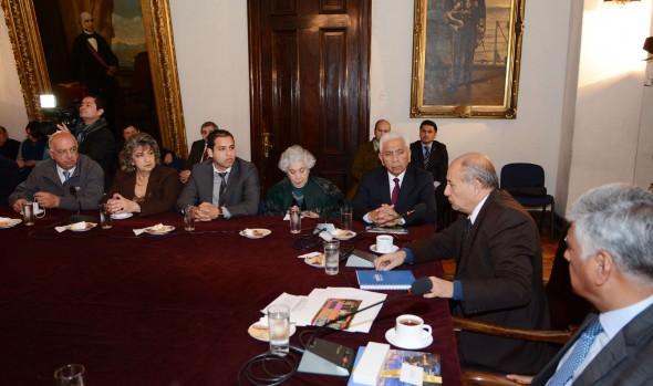 Alcaldesa Virginia Reginato valoró reunión con intendente Aldoney