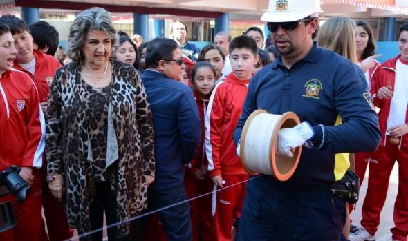 "Municipio de Viña del Mar  impulsa campaña preventiva ""Yo uso hilo sano"""