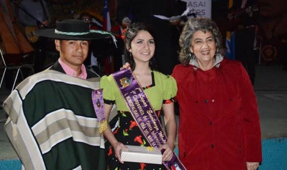 Municipalidad de Viña del Mar organizó primer campeonato interescolar de cueca