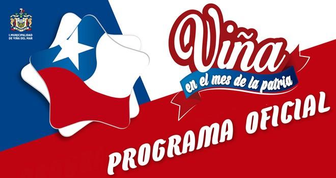 Programación Oficial Fiestas Patrias en Viña del Mar 2015