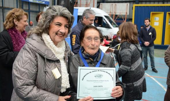 Comunidad de Miraflores Alto realizó exitosa jornada para promover la buena convivencia vecinal
