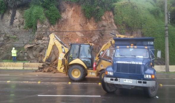 Municipio de Viña del Mar realiza positivo balance de sistema frontal
