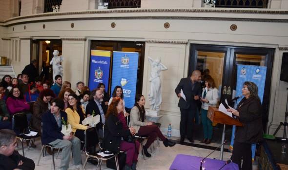 """Municipio de Viña del Mar refuerza su compromiso por la inclusión social en encuentro Motivacional """"Sin Límites"""""""