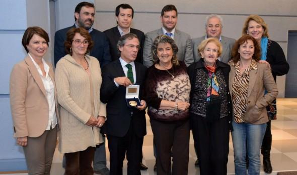 Concejo Municipal de Viña del Mar reconoce a diputado Aldo Cornejo por su apoyo en cruzada de defensa de casinos