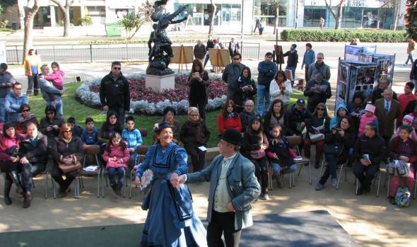 """Municipalidad de Viña del Mar invita a espectáculo """"40 Años Danzando"""" en foyer del Teatro Municipal"""