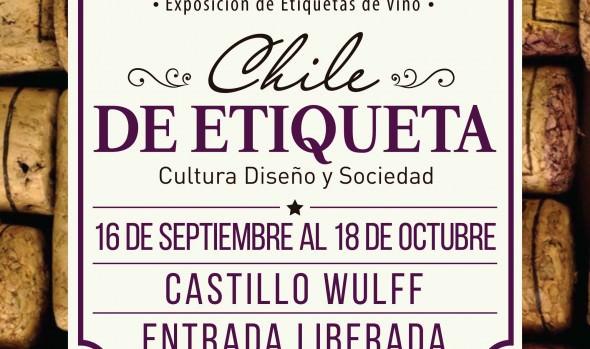"""Municipalidad de Viña  del Mar invita a exposición """"Chile de Etiqueta"""""""