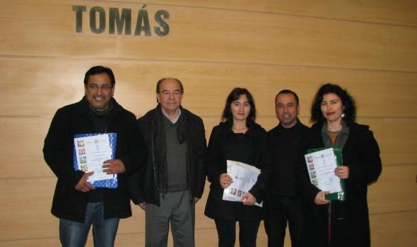 Exhiben obras ganadoras del  Concurso  de Pintura organizado por la Escuela de Bellas Artes de la Municipalidad de Viña del Mar