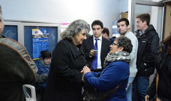 En Viña del Mar no se registraron daños por  terremoto y la ciudad funciona con normalidad informó alcaldesa Virginia Reginato