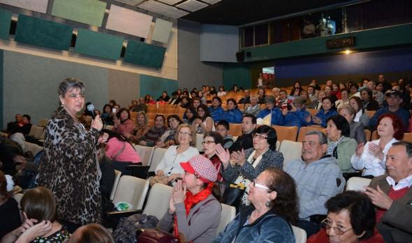 Con gala folclórica, Municipalidad de Viña del Mar  culminó  actividades patrias