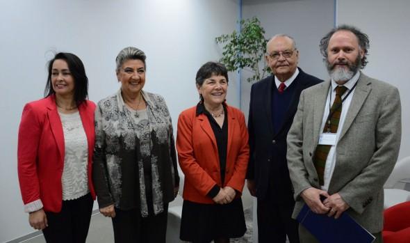 Seminario sobre discapacidad y accesibilidad inauguró alcaldesa Virginia Reginato  en Viña del Mar