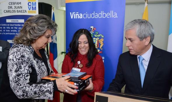 Nueva sala de estimulación temprana y ludoteca brindará apoyo a niños y niñas de El Olivar