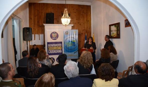 Unión comunal de COVES cumplió 6 años de labor por la prevención y seguridad ciudadana de Viña del Mar