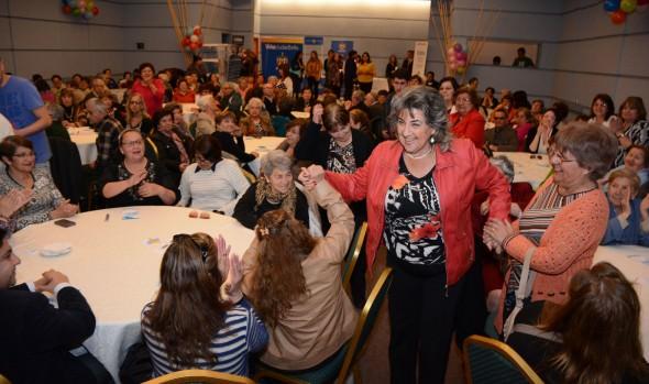Con Gala Artística, Viña del Mar celebró el día del Adulto Mayor