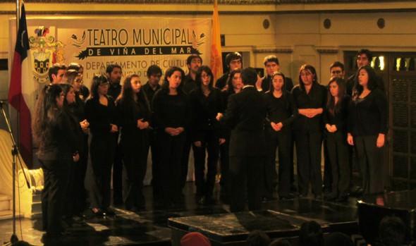 Municipalidad de Viña del Mar invita a 2° Encuentro Internacional de Coros y Grupos Vocales