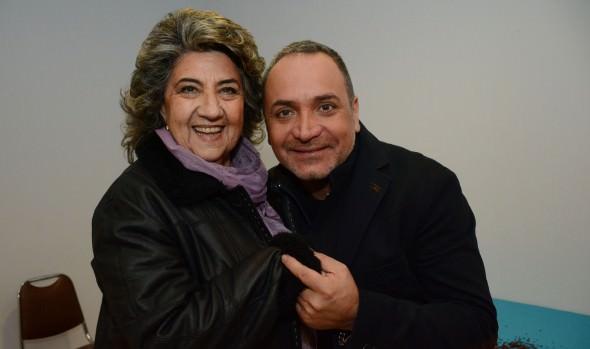 Luis Jara para el Festival de Viña 2016 confirmó alcaldesa Virginia Reginato
