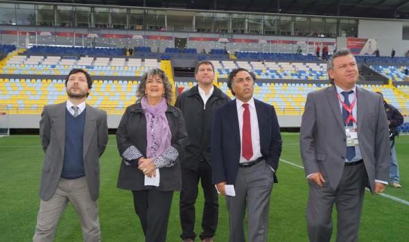 Viña del Mar recibe de la mejor forma el mundial Sub 17 FIFA 2015